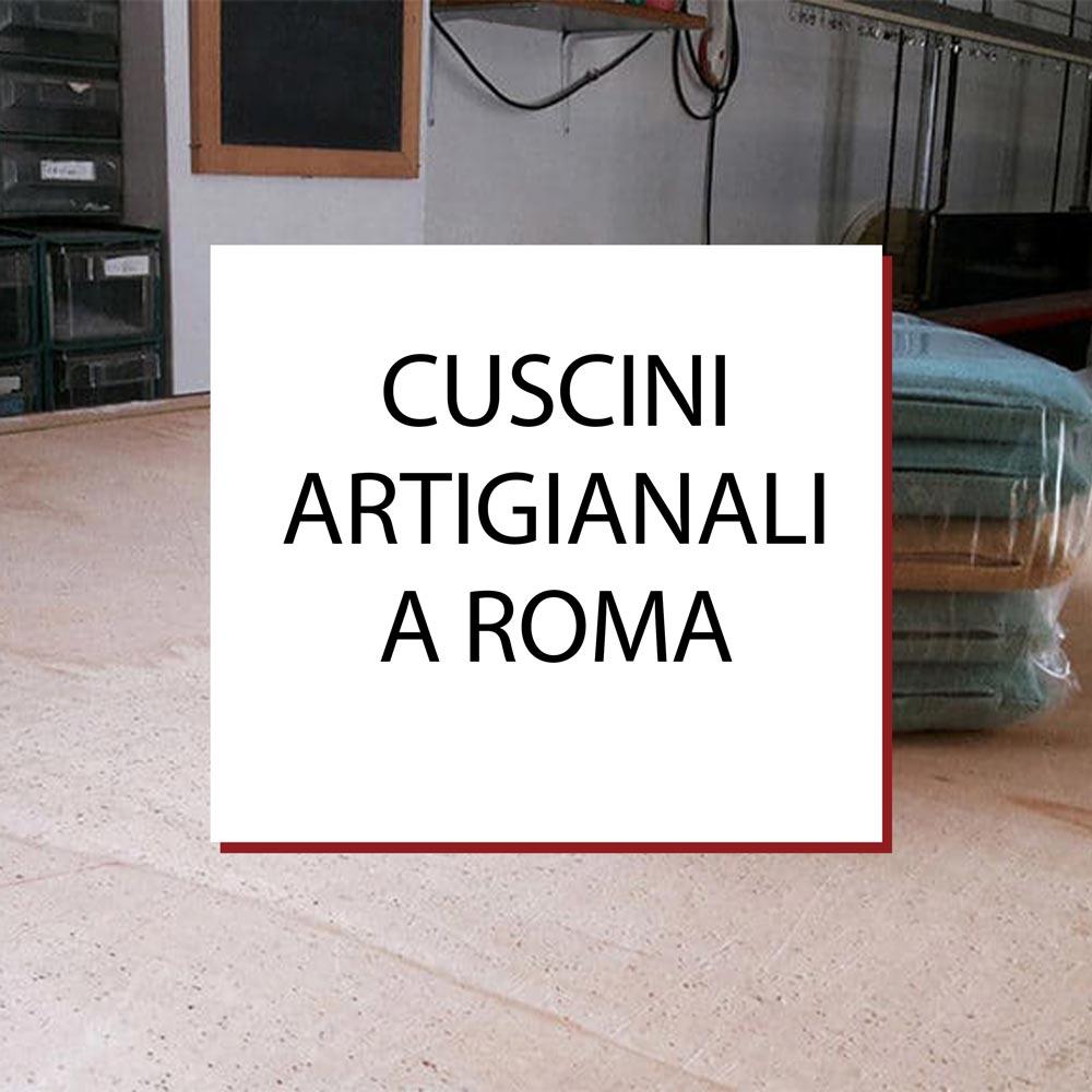 Cuscini Artigianali a Roma