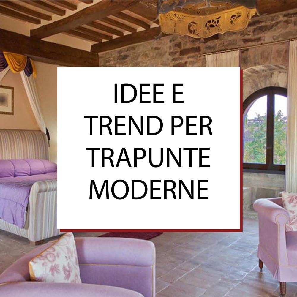 Trapunte Moderne a Roma: idee e trend del 2021