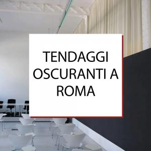 Tende e Tendaggi Oscuranti a Roma