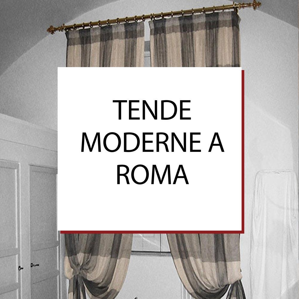Tende Moderne a Roma: i trend del 2021