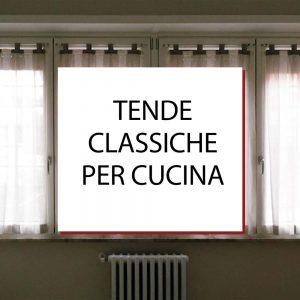 Tende Classiche per Cucina a Roma