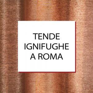 Tendaggi e Tende ignifughe a Roma