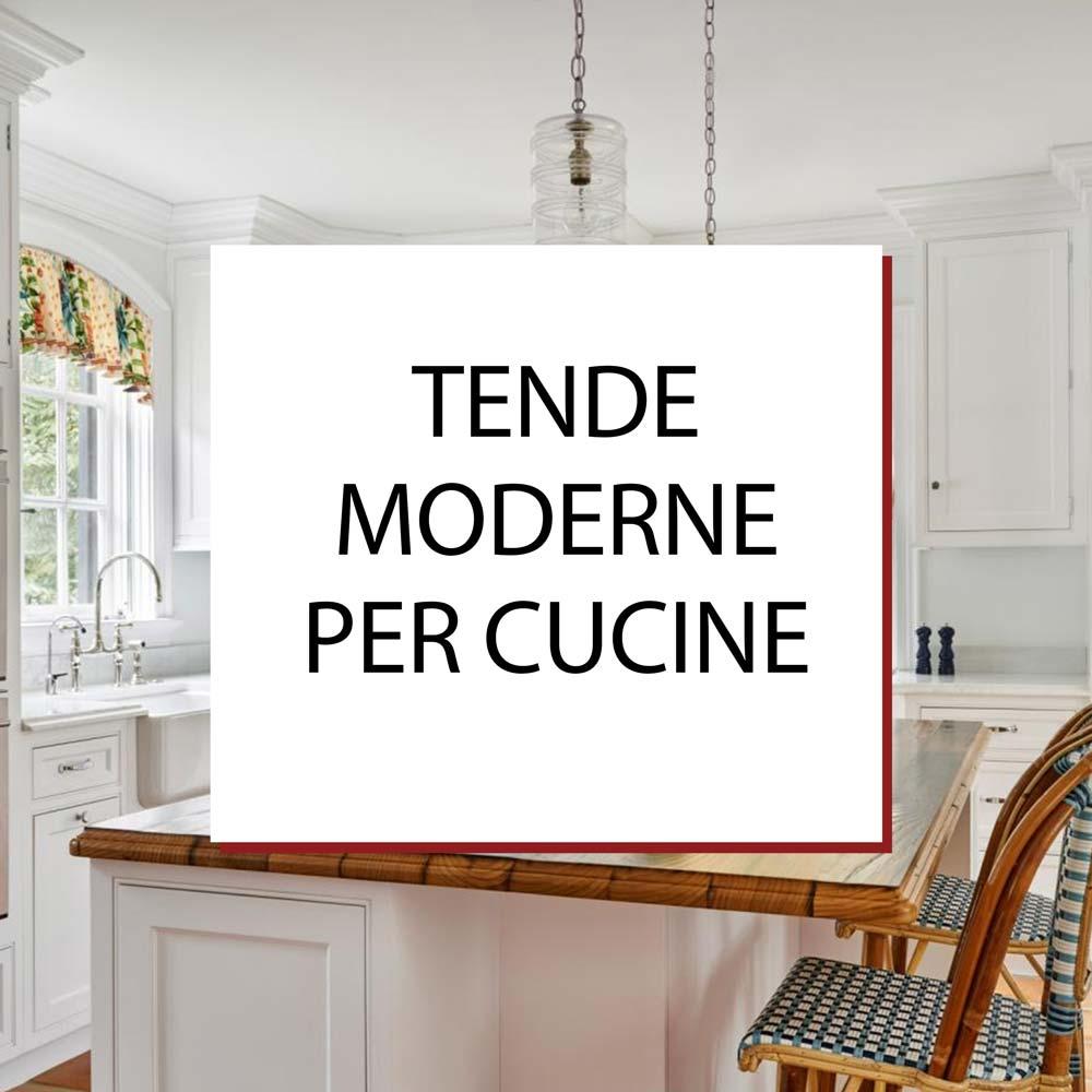 Tende moderne per cucina a Roma: idee e trend per il 2021