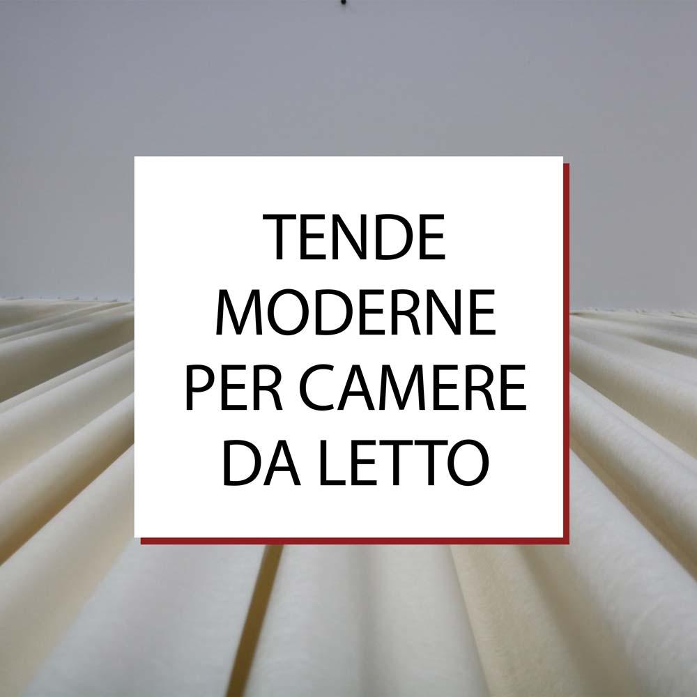 Tende moderne per camere da letto a Roma